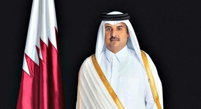 Emir H H Sheikh Tamim bin Hamad Al Thani