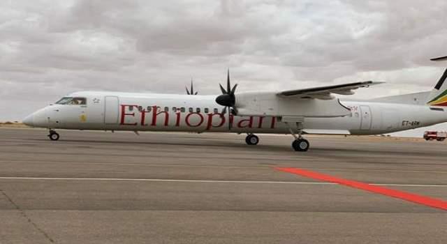 ethiopian airlines garoowe