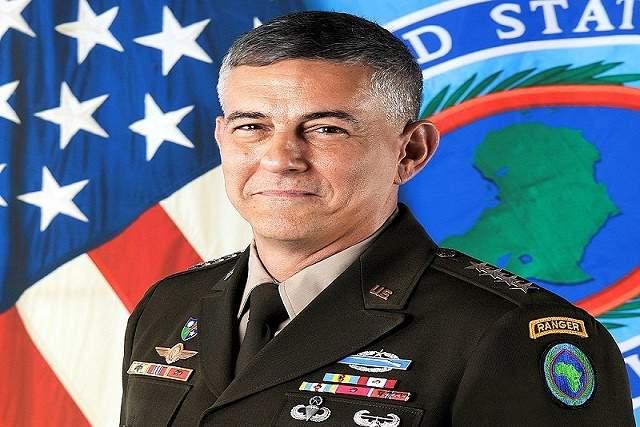 AFRICOM Gen Stephen Townsend