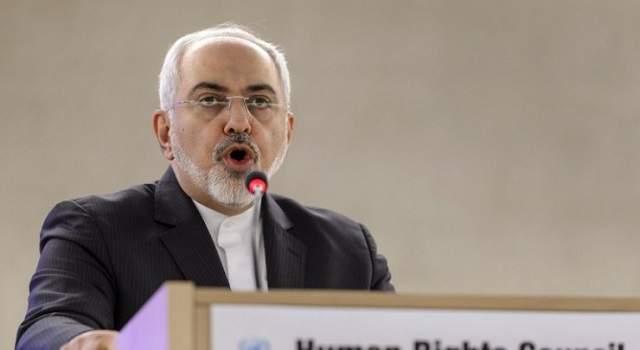 Javad Sarif Iran forminister