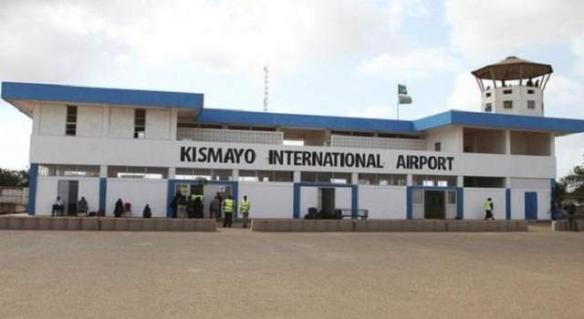airport Kismaayo