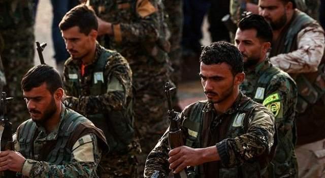 kurdiyiin YPG
