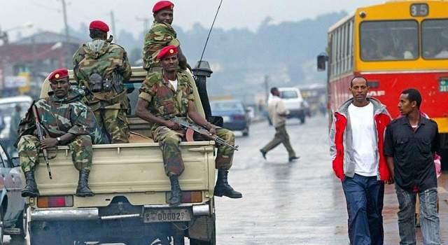 police ethiopia