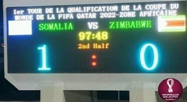 somalia vs zimbabwe