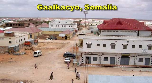 Gaalkacyo