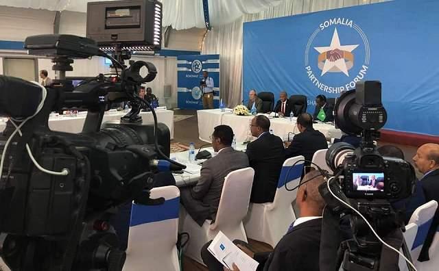 Shirka iskaashiga Somalia