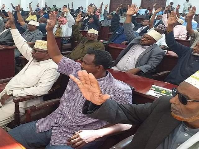 Golaha Guurtida Somaliland mudo kordhin