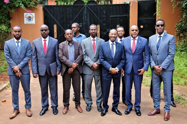 beyle iyo wasiirada maamulgoboleedyada uganda