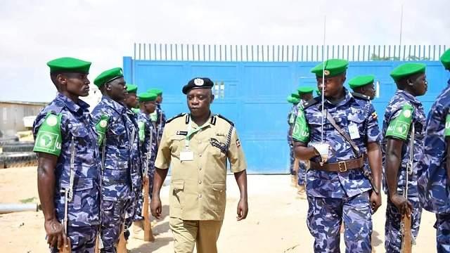 new police uganda amisom