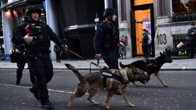 police uk london