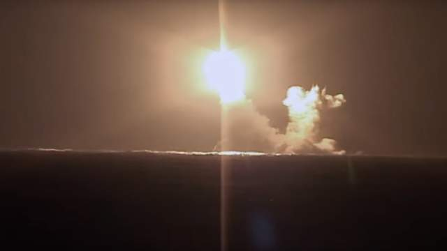 russia tested ballistic missile