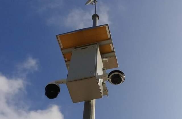 CCTV camera muqdisho