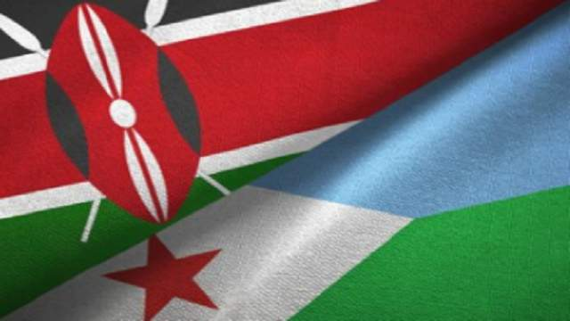 Jabuuti Kenya flag