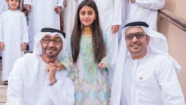Maxamed Bin Zayed Al Nahyan