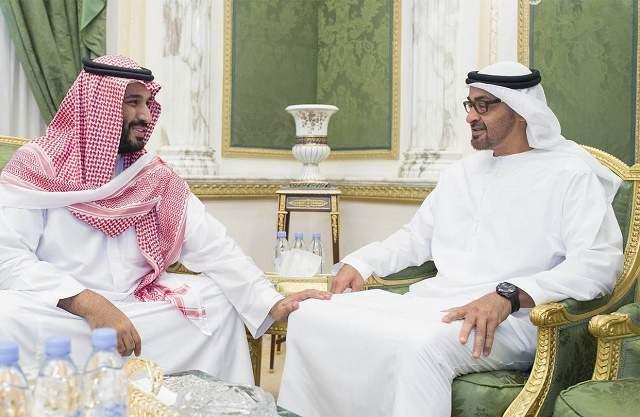 Bin Salman iyo Bin Zayed