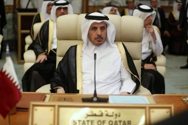 Sh Abdullah Bin Nasser Bin Khalifa AlThani