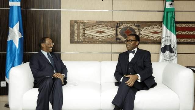 Beyle iyo Akinwumi Adesina african dev bank