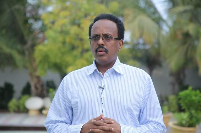 madaxw Farmaajo