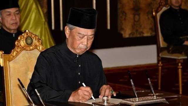 malaysia pm muhiyyidin yasin