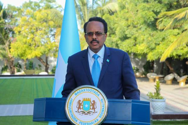 farmaajo press