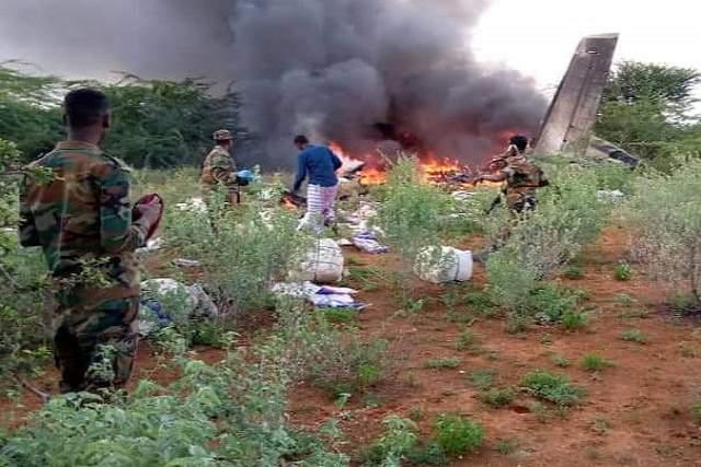 burbur diyaarad african express