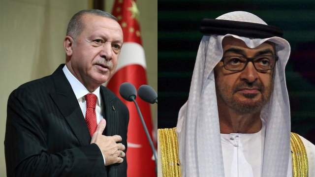 erdogan Khalifa b Zayed A Nahyan