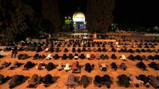 Barxadda Masjid Al Aqsaa