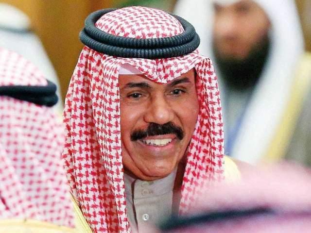 Sh Nawaaf Al axmed Al jaabir kuwait