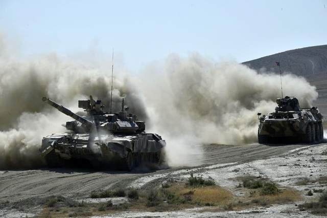dagaal azerbaijan iyo armania