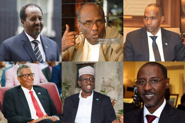 Musharaxiin somalia