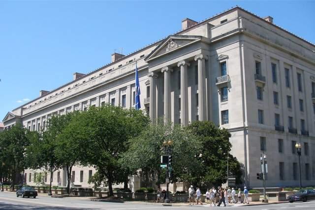 US Department of Justice headquarters
