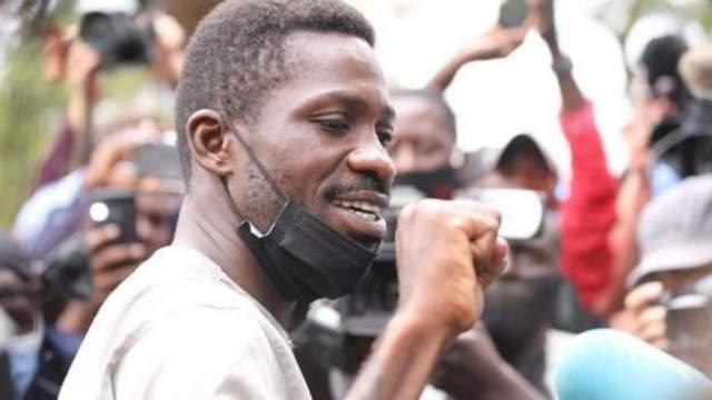 Bobi Wine musharax Uganda