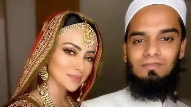 Sana Khan iyo Anas Saiyad