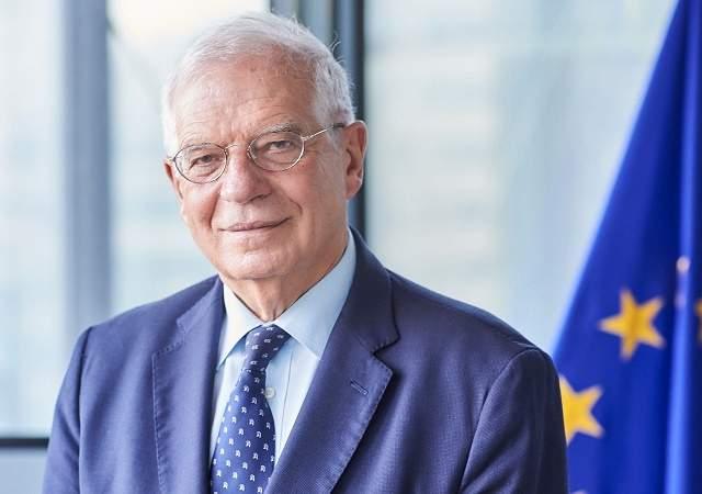 Josep Borrell euro