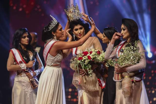 Mrs Sri Lanka2021 Pushpika De Silva