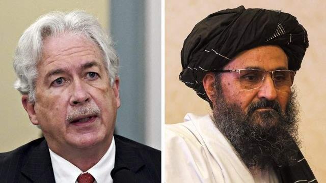 CIA William Burns iyo Mullah Barader