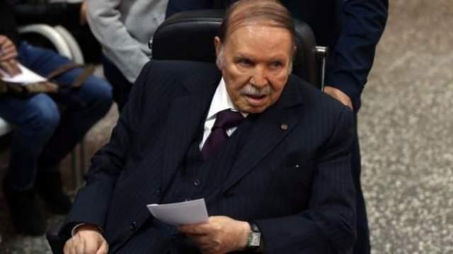 cabdul casiis buutefliqa algeria