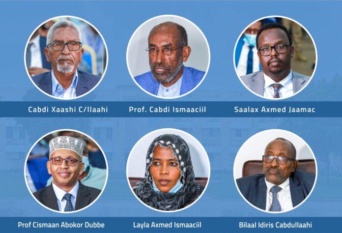 somaliland senators