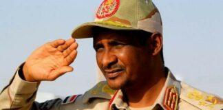 Mohamed Hamdan Dagolo hemeti
