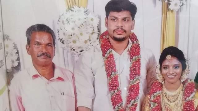 Sooraj Kumar iyo xaaskiisa